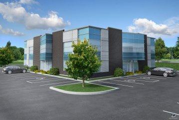 Perspective bâtiment 1